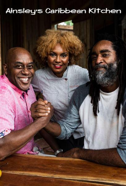 TV ratings for Ainsley's Caribbean Kitchen in Denmark. ITV 1 TV series
