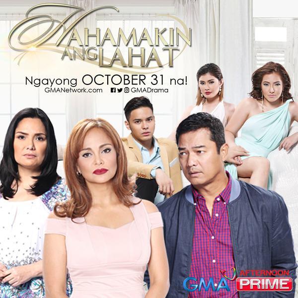 TV ratings for Hahamakin Ang Lahat in Poland. GMA TV series