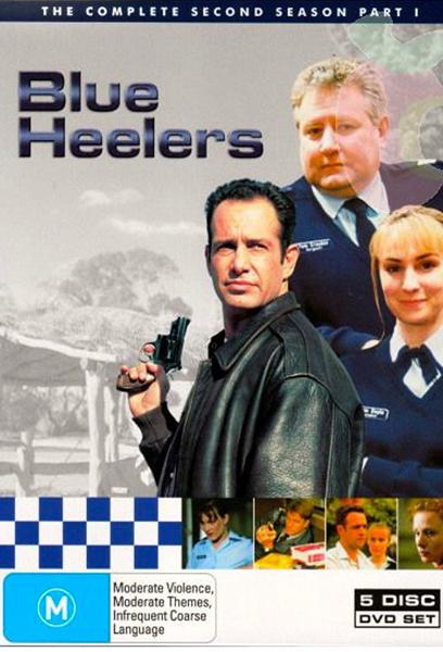 TV ratings for Blue Heelers in the United States. Seven Network TV series