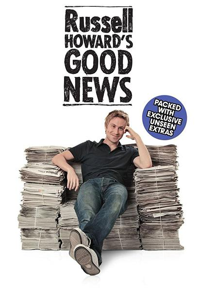TV ratings for Russell Howard's Good News in Brazil. BBC Three TV series
