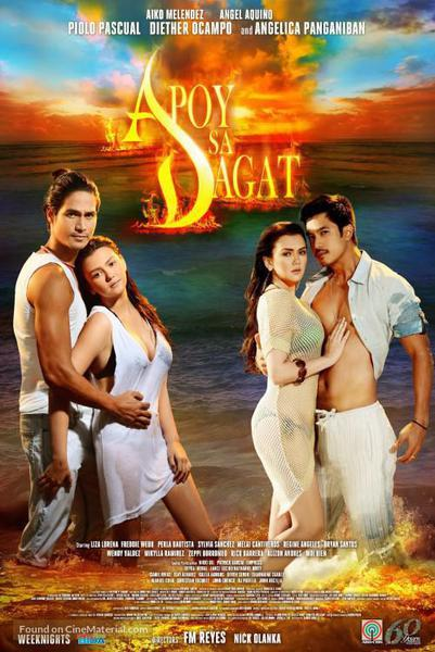TV ratings for Apoy Sa Dagat in Russia. ABS-CBN TV series