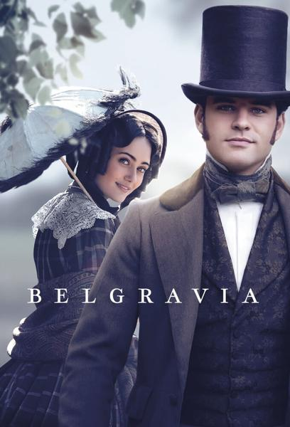 TV ratings for Belgravia in Netherlands. ITV TV series