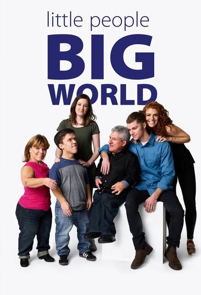 TV ratings for Little People, Big World in Spain. TLC TV series