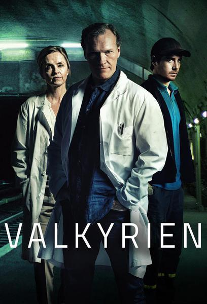 TV ratings for Valkyrien in India. NRK1 TV series