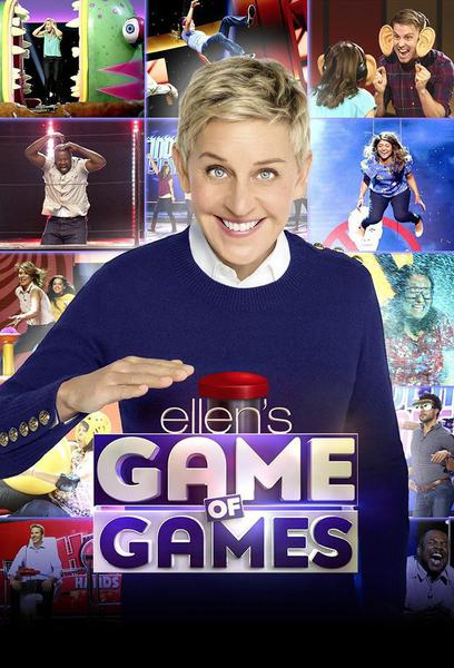 TV ratings for Ellen's Game Of Games in Chile. NBC TV series