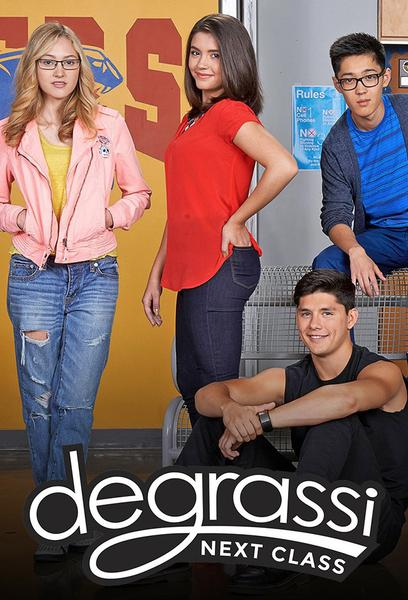 TV ratings for Degrassi: Next Class in Malaysia. Netflix TV series