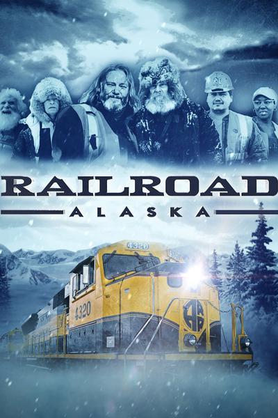 TV ratings for Railroad Alaska in Netherlands. Destination America TV series
