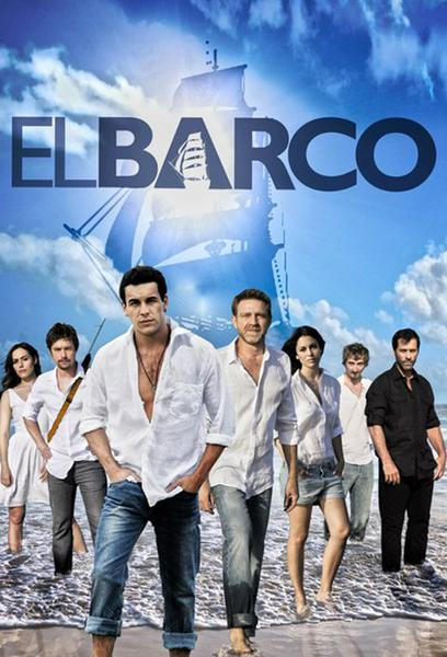 TV ratings for El Barco in Colombia. Antena 3 TV series
