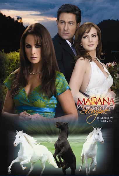 TV ratings for Mañana Es Para Siempre in Mexico. Canal de las Estrellas TV series