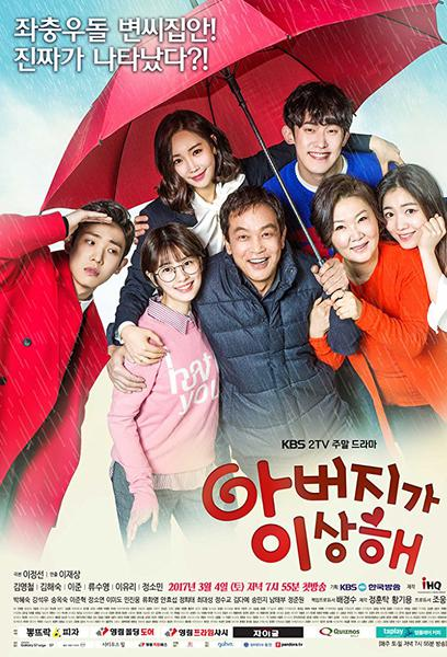 TV ratings for My Father Is Strange in Argentina. KBS2 TV series