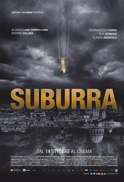 TV ratings for Suburra in Brazil. Netflix TV series