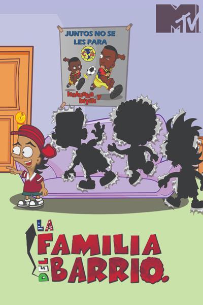 TV ratings for La Familia Del Barrio in Turkey. MTV Latin America TV series