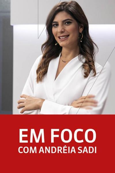 TV ratings for Em Foco Com Andréia Sadi in Portugal. GloboNews TV series