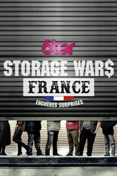 TV ratings for Storage Wars France : Enchères Surprises in India. 6ter TV series