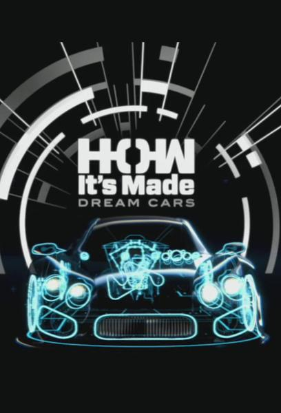 TV ratings for How It's Made: Dream Cars in the United Kingdom. MotorTrend TV series