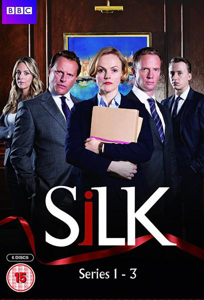 TV ratings for Silk in France. BBC One TV series