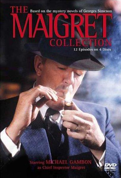 TV ratings for Maigret in the United States. ITV TV series