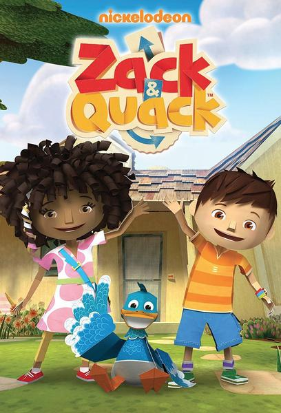 TV ratings for Zack & Quack in the United States. Nick Jr. UK TV series