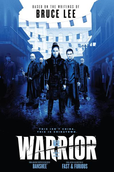 TV ratings for Warrior in the United States. Cinemax TV series