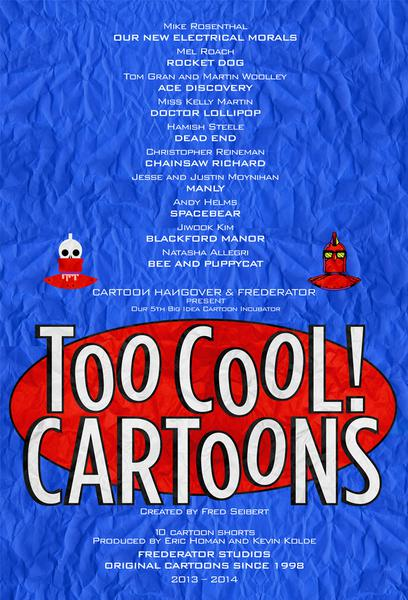 TV ratings for Too Cool! Cartoons in Sweden. YouTube TV series