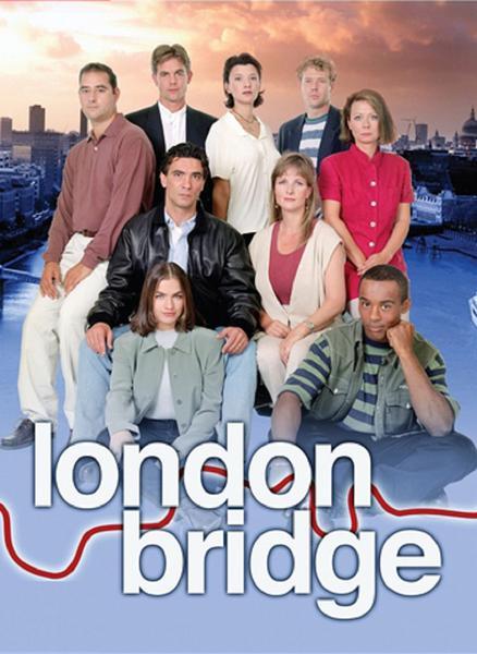 TV ratings for London Bridge in India. ITV TV series