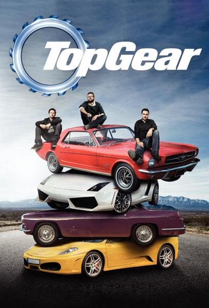 TV ratings for Top Gear in the United States. BBC Two TV series