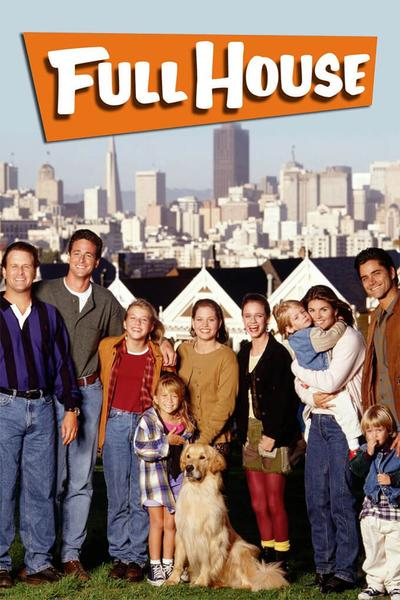 TV ratings for Full House in the United States. ABC TV series