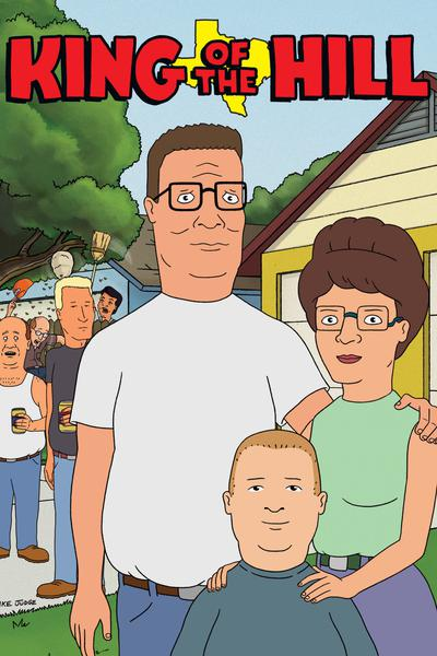 TV ratings for King Of The Hill in the United States. FOX TV series