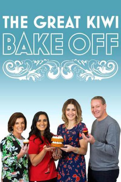 TV ratings for The Great Kiwi Bake Off in India. TVNZ TV series