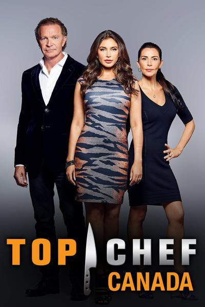 TV ratings for Top Chef (CA) in France. Food Network TV series