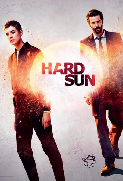 TV ratings for Hard Sun in the United States. Hulu TV series