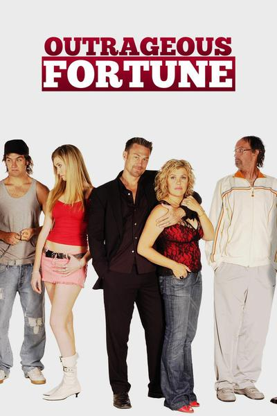 TV ratings for Outrageous Fortune in New Zealand. TV3 NZ TV series