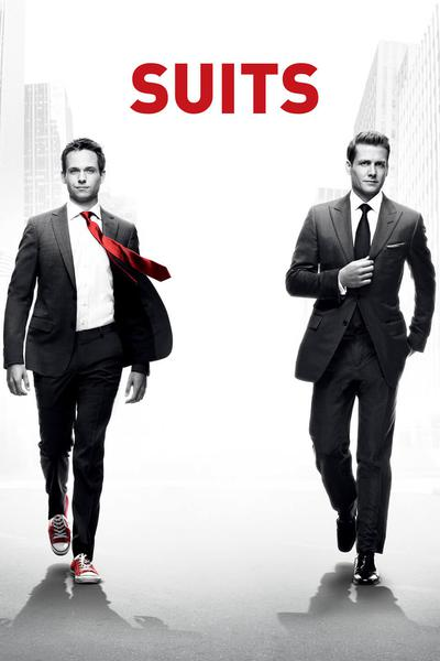 TV ratings for Suits in France. USA Network TV series