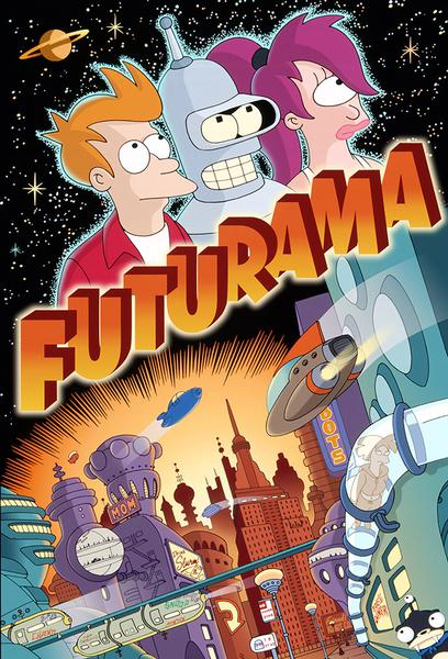 TV ratings for Futurama in Denmark. FOX TV series