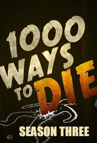 TV ratings for 1,000 Ways To Die in Australia. Spike TV series