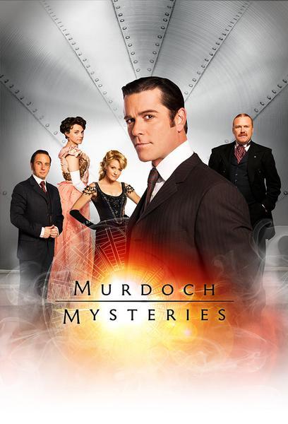 TV ratings for Murdoch Mysteries in Japan. Citytv TV series