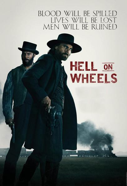 TV ratings for Hell On Wheels in Turkey. AMC TV series