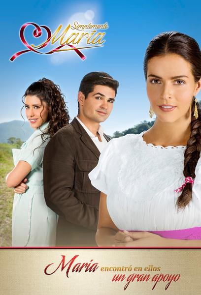 TV ratings for Simplemente María in the United States. Canal de las Estrellas TV series