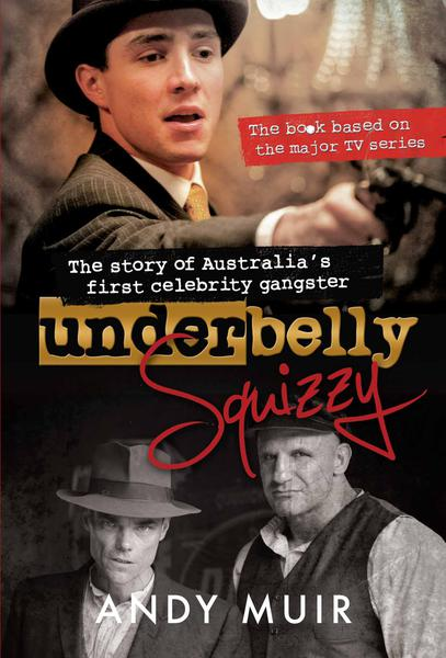TV ratings for Underbelly: Squizzy in Italy. Nine Network TV series