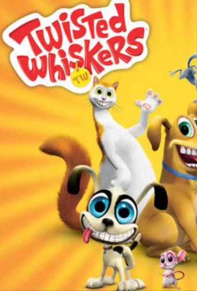 TV ratings for Twisted Whiskers in the United States. Discovery Family TV series