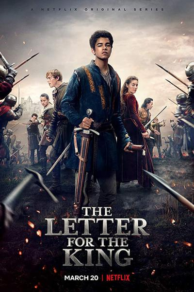 TV ratings for The Letter for the King in Mexico. Netflix TV series