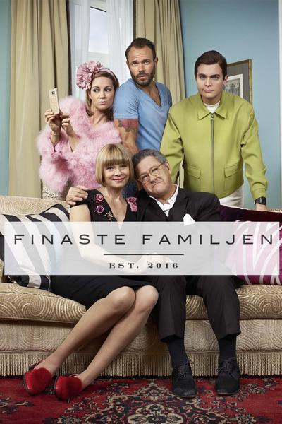 TV ratings for Finaste Familjen in Norway. TV4 TV series