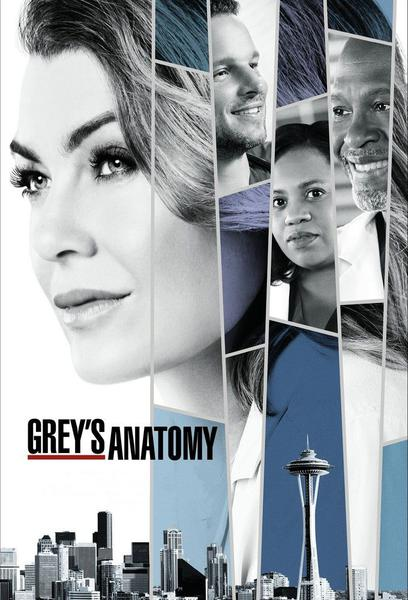 TV ratings for Grey's Anatomy in India. ABC TV series