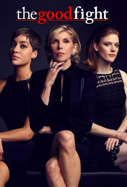 TV ratings for The Good Fight in Spain. CBS All Access TV series