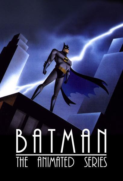 TV ratings for Batman: The Animated Series in Denmark. FOX TV series