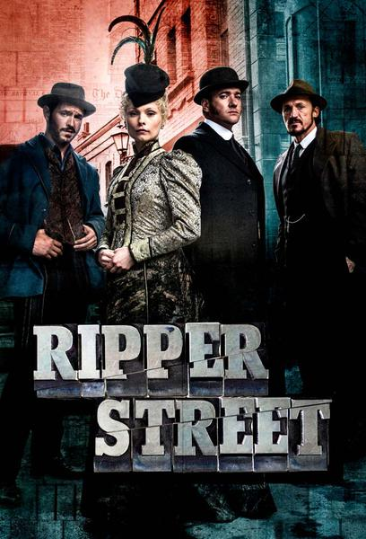 TV ratings for Ripper Street in the United States. BBC TV series