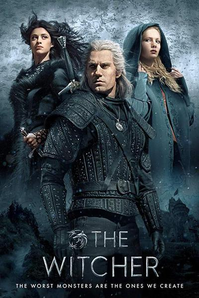 TV ratings for The Witcher in the United Kingdom. Netflix TV series