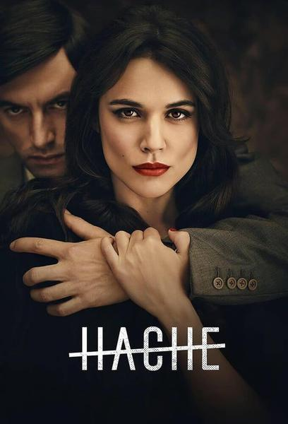 TV ratings for Hache in Spain. Netflix TV series