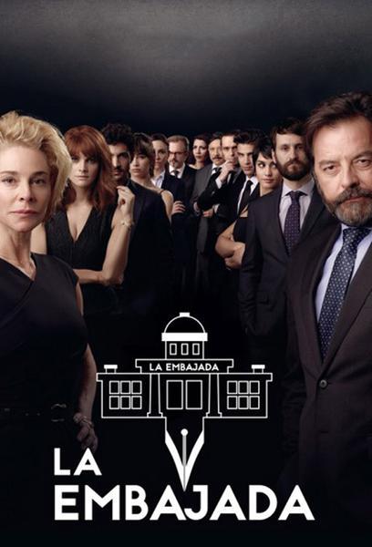 TV ratings for La Embajada in the United Kingdom. Antena 3 TV series