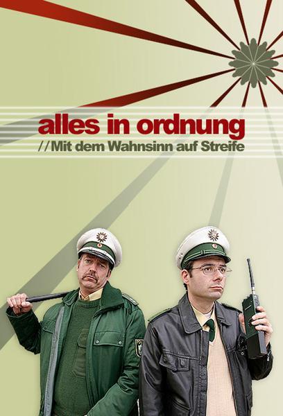 TV ratings for Alles In Ordnung - Mit Dem Wahnsinn Auf Streife in the United States. ProSieben TV series
